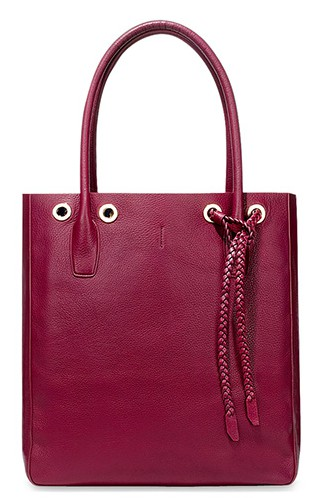 free-cole-haan-leather-tote