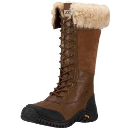 UGG Women's Adirondack Winter Fur Snow Tall Boots